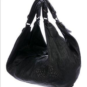 Thomas Wylde leather hobo bag